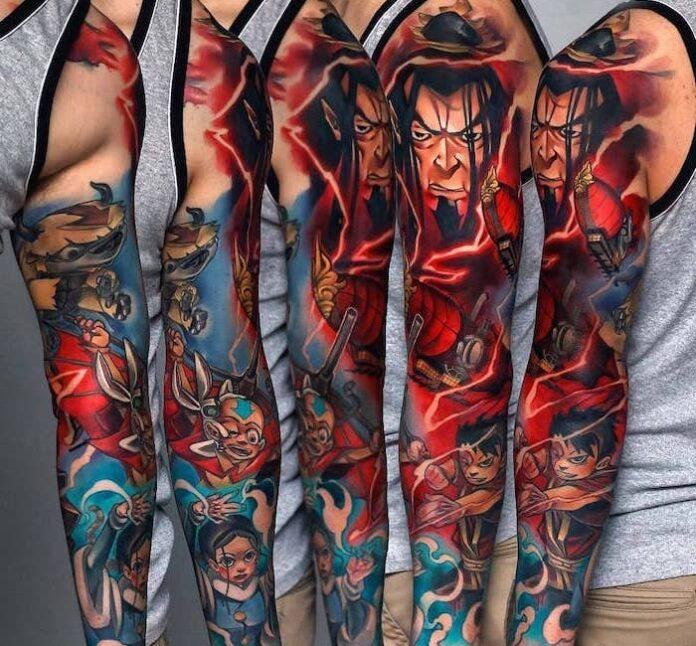 sanovnik tetovaza