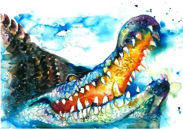 sanovnik krokodil