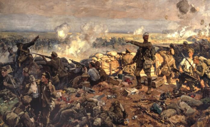 sanovnik rat
