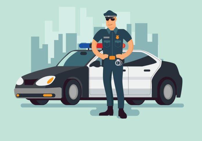 SANOVNIK POLICIJA
