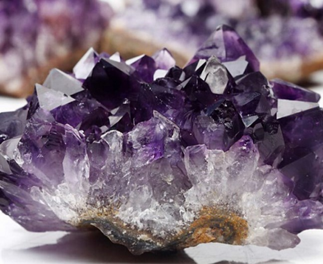 ametist kristal