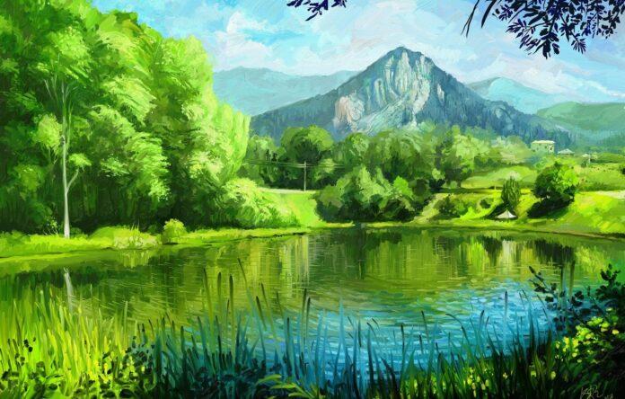 sanovnik jezero
